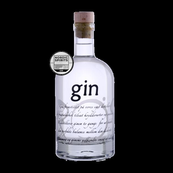 RÖS Gin Classic, dansk gin