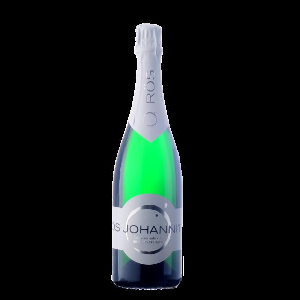 RÖS Johanniter 2016, hvid mousserende dansk vin